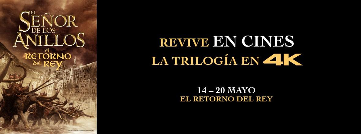 B - EL RETORNO DEL REY