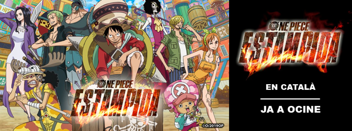 C - ONE PIECE ESTAMPIDA